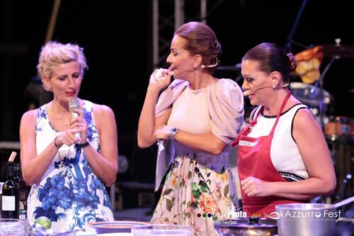 Cooking Show - Sonia Peronaci inventrice di giallo zafferano