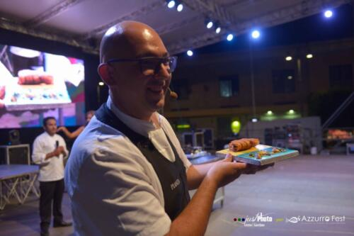 Cooking Show - Angelo Pumilia - Foresteria Planeta